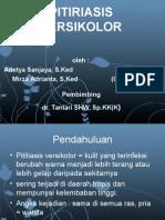 laporan kasus pityriasis versicolor