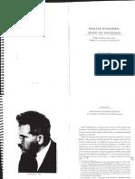 Walter Benjamin Aviso de Incêndio - Teses sobre o conceito de História