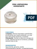Crema Limpiadora