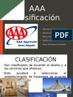 Clasificacion AAA