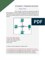 CCNA 2 Cisco v5 Examen