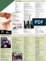Agenda cultural de Mayo (Gobierno de Canarias)