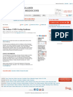The Asthma–COPD Overlap Syndrome — NEJM