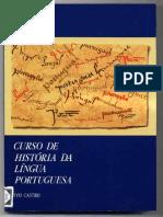 Curso de Historia Da Lingua Portuguesa Ivo Castro