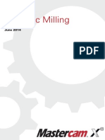 MasterCam Dynamic Milling
