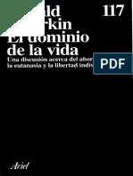 Dworkin Ronald - El Dominio de La Vida