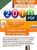 Israeli Market Tiers Summit 2010 v1