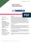 12200 Appliance Datasheet
