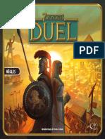 7 Wonders Duel Rules FR