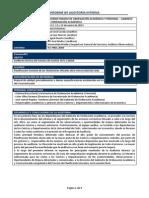 Modelo de Auditoria Interna
