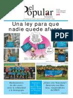 El Popular 329 Órgano de Prensa Oficial del Partido Comunista de Uruguay