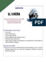 Pla lector El Cinema