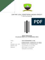 02. Daftar Usul PKG