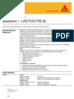 Sikalastic-710-715-735 AL
