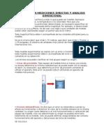 Errores en Mediciones Directas y Analisis Dimencional