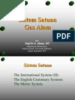 Sistem Satuan Gas2015