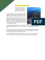 El Ecosistema Marino de Las Islas Galapagos