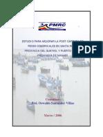 Estudio Mejora de Post Captura de Peces Comerciales en Santa Rosa y Puerto Lopéz