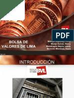 Exposición_Economía_Bolsa de Valores de Lima