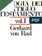 Von Rad, Gerhard - Teologia Del Antiguo Test Amen To 01