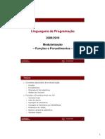 2009 10(08)Modularização