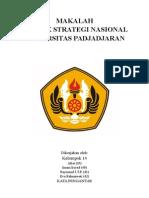 Politik Strategi Nasional