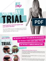 Booty Transformation One Day Trial