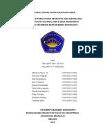 Satuan Acara Pelatihan Kader
