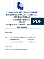 Assignment Agama Islam a2016
