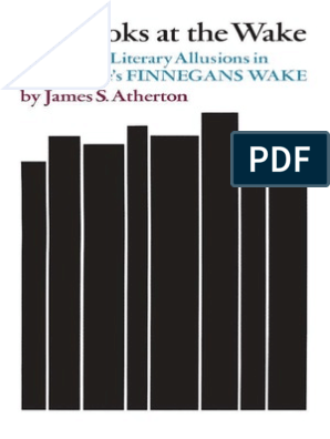 The Books at the Wake  a Study of Literary Allusions in James