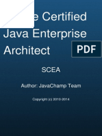 Sun Certified Enterprise Architect SCEA Mock Exams