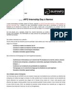 CP SUPINFO Internship Day Nantes
