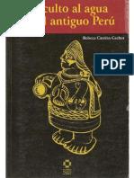 El Culto Al Agua en El Antiguo Peru