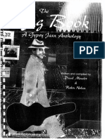 The Gypsy Gig Book - A Gypsy Jazz Anthology