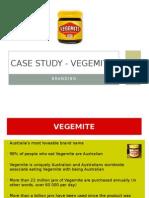 vegemite case study