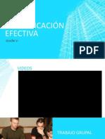 Sesióon Vi-comunicacion Efectiva