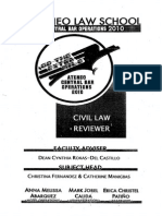 Civil Law 1