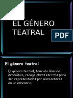 El Genero Teatral