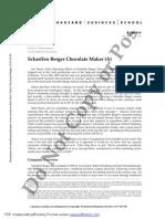 Scharffen Berger Chocolate Maker A