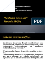 Modelo MG1