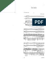 KREUZ, Emil. Trio Facile