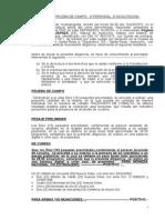 3. Acta de Prueba de Campo, Pesaje Preliminar, Comiso y Lacrado Provisional.