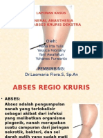 Ppt Laporan Kasus - Abses