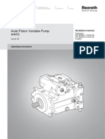 Price-rexroth Hydraulics Division | Cylinder (Engine) | Screw