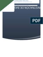 Componentes Del SGA Oracle