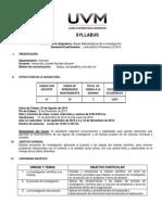Tuxtla Syllabus Bases Met Aplic Inv 340501 Narvaéz Navarro Teresa