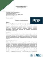Contrato Didático - Empresarial