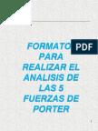 Analisis cinco Fuerzas Porter