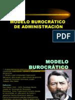 Teorìa Burocratica