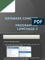 1-Starting Visual Basic